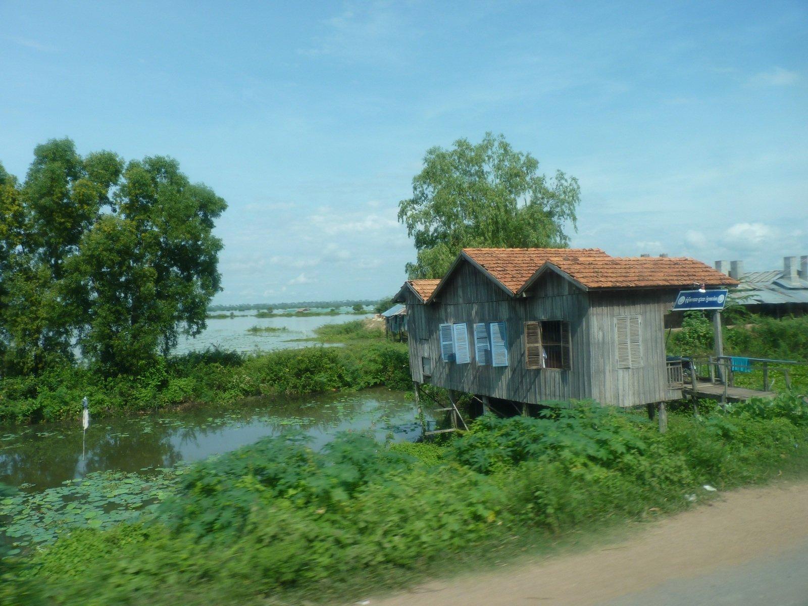 Séjour à Mondul Kiri at Icam-bodge humanitaire
